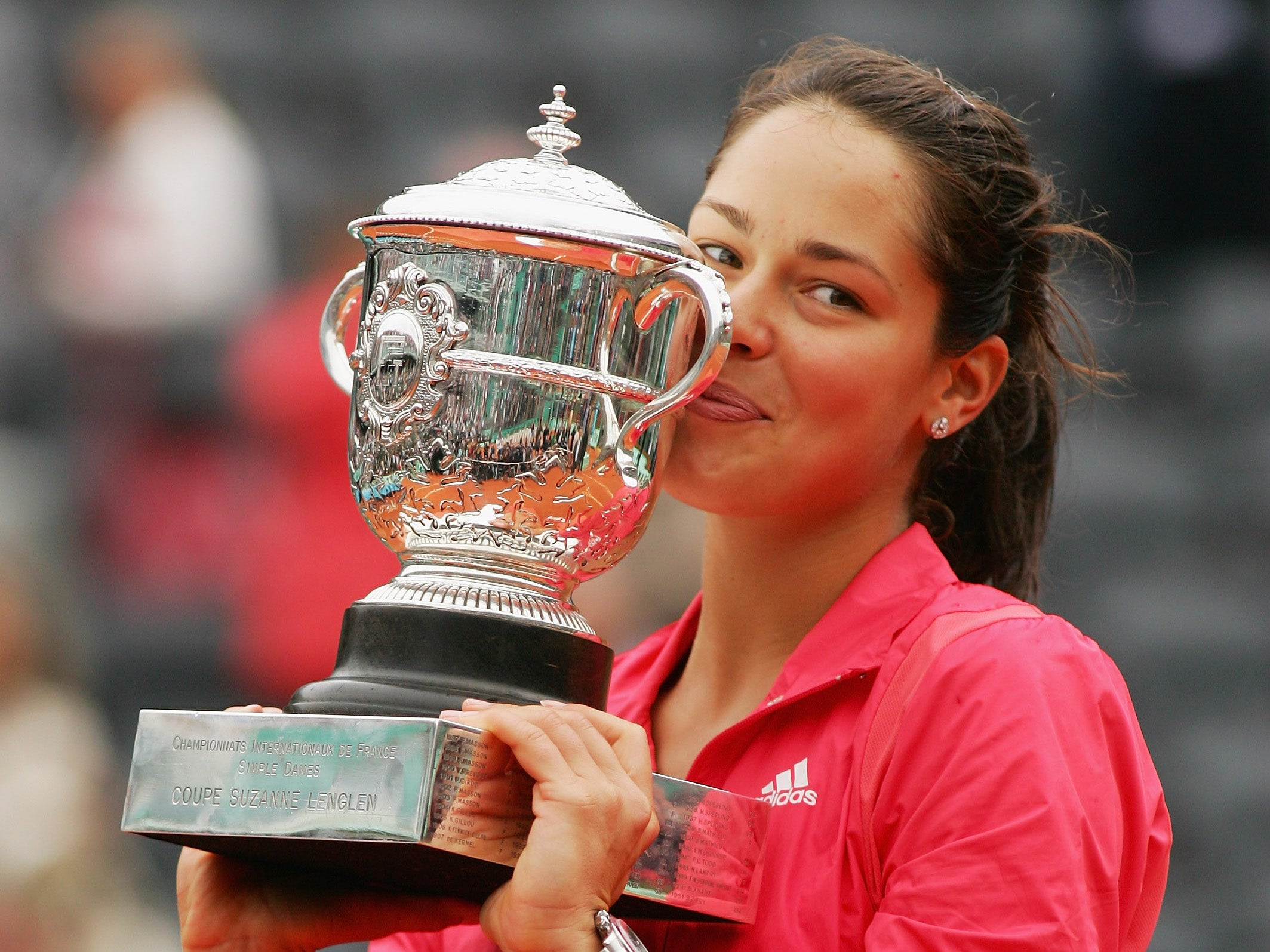Ana Ivanovic Feet ana ivanovic retires proving that champions can be made of