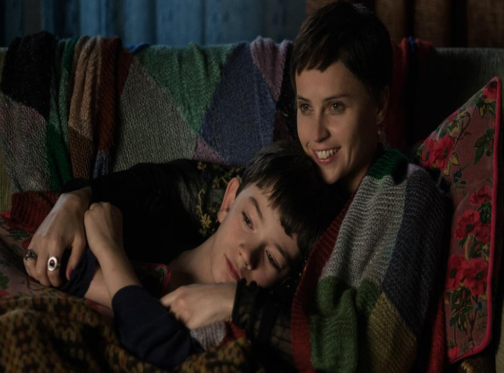 Lewis MacDougall and Felicity Jones star in a stylish blend of the fantastical and the everyday