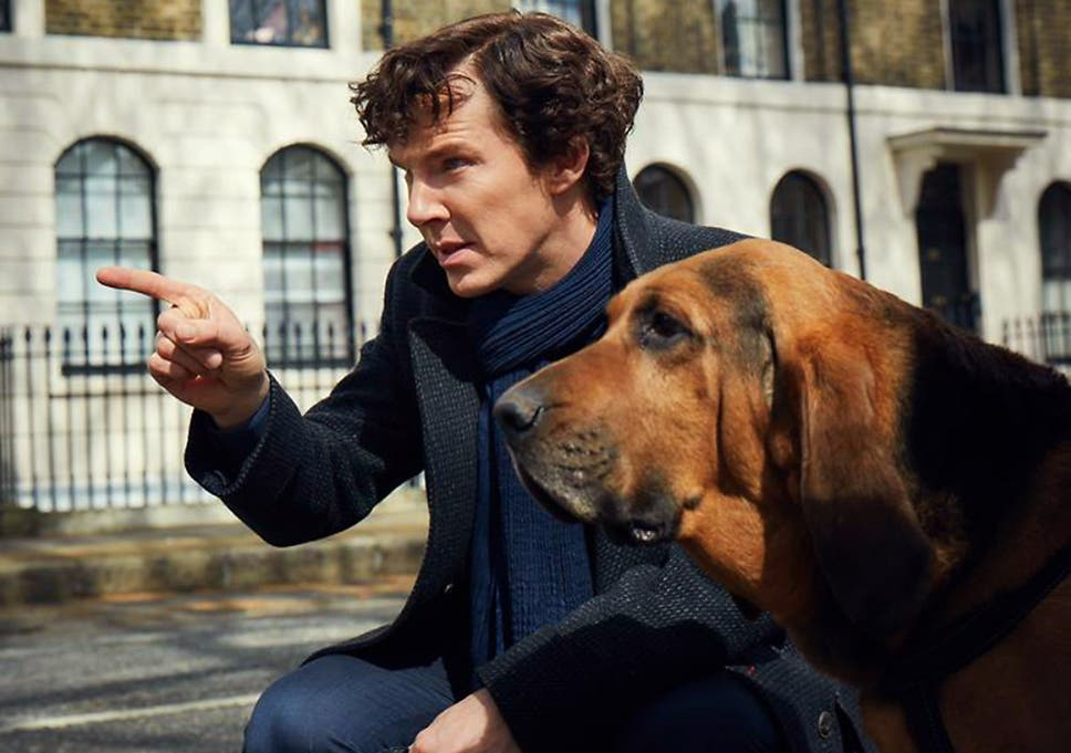 Sherlock season 4 has morphed into a grotesque parody of the witty