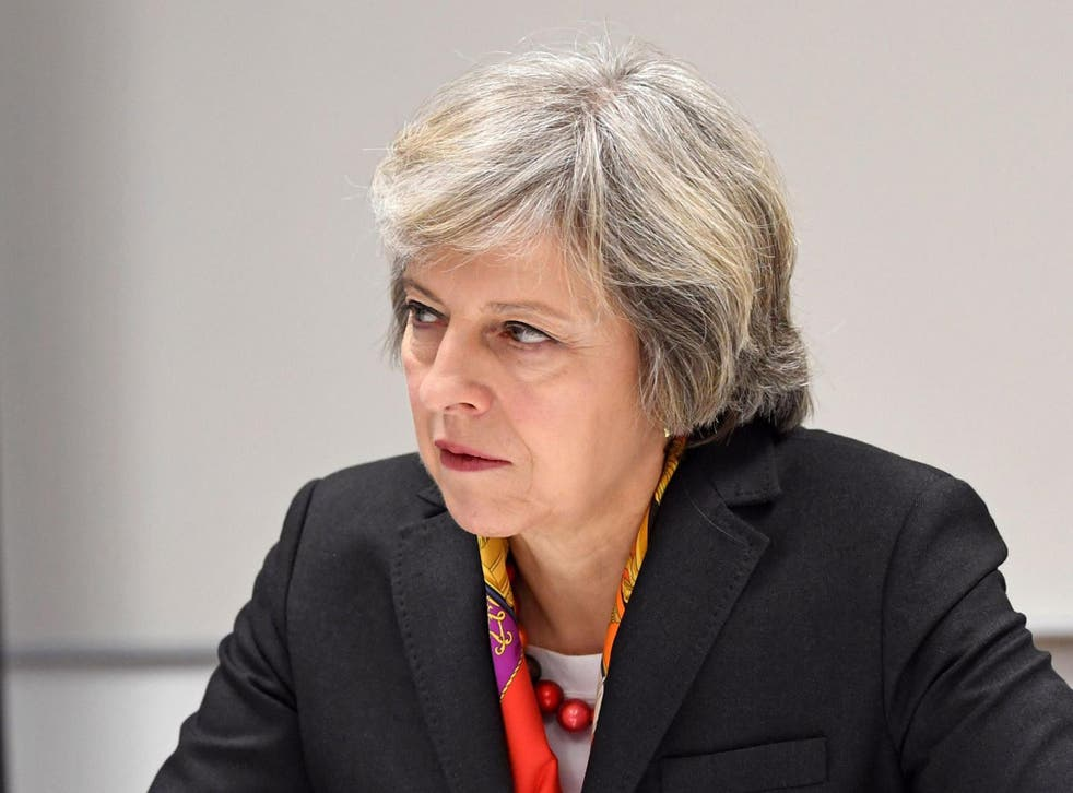 Theresa May must stand up to people in her party that will turn the clock social mobility