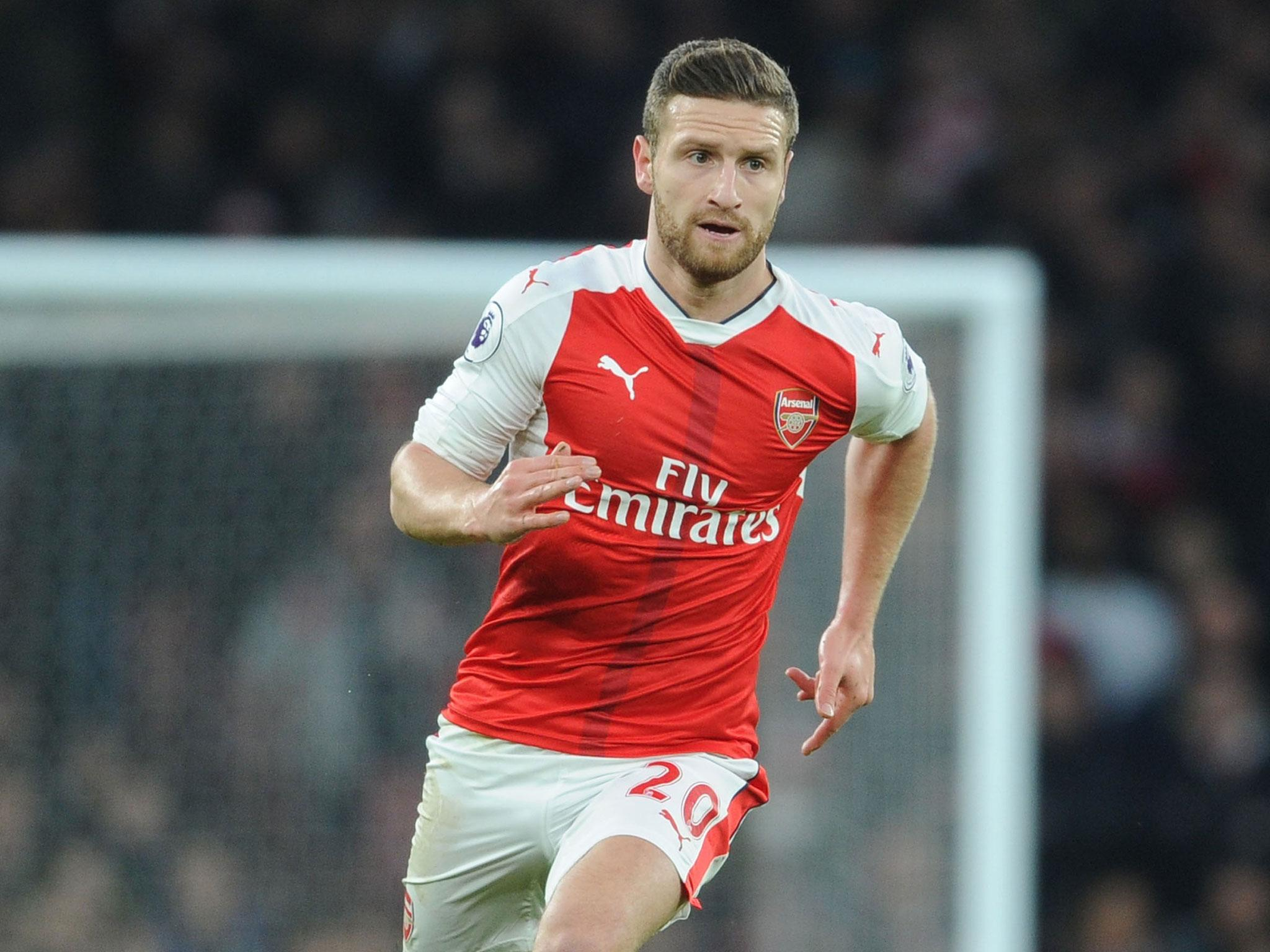 Arsenal team news Shkodran Mustafi returns to face Crystal Palace