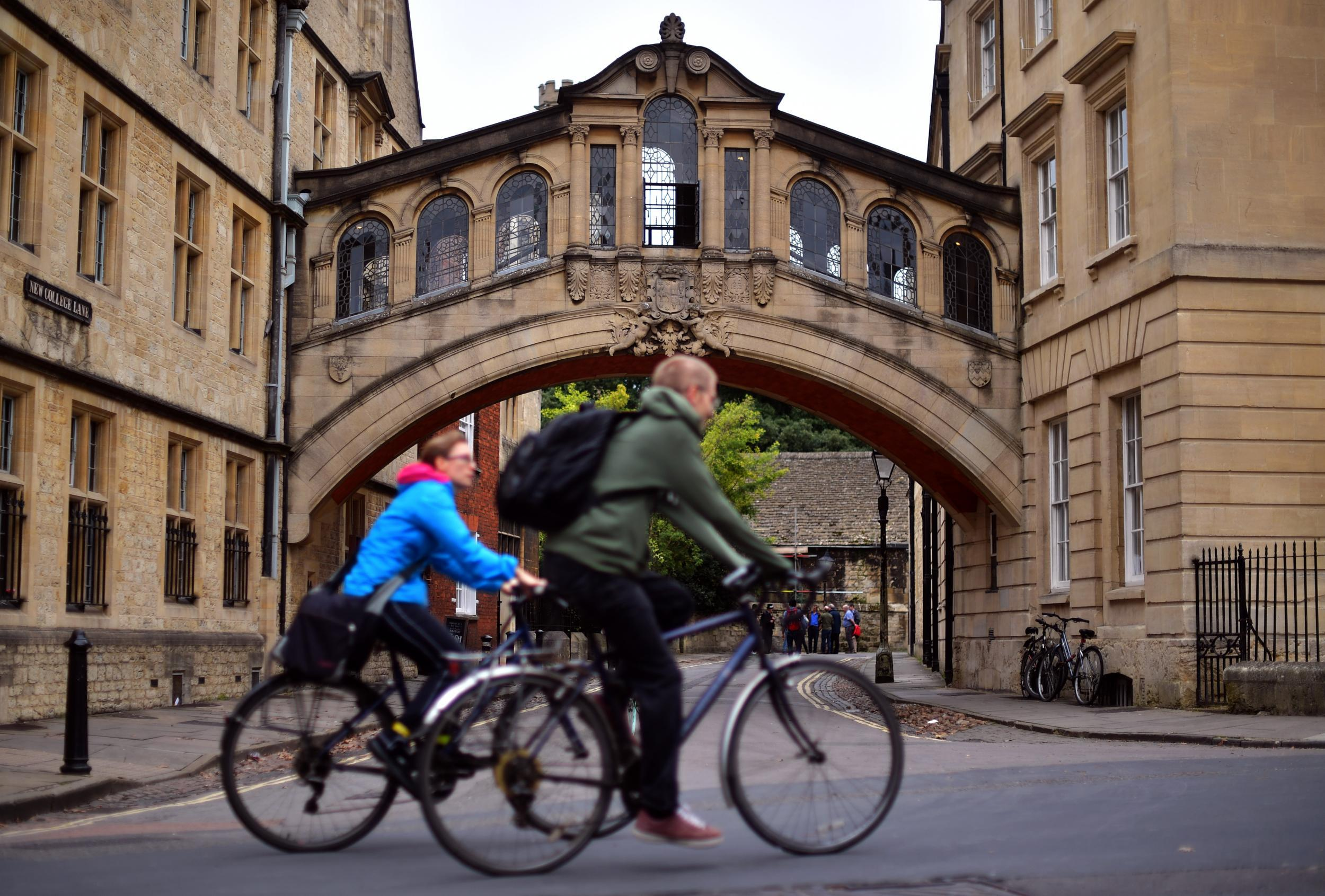 Are you smart enough to go to Oxford? Take the university's