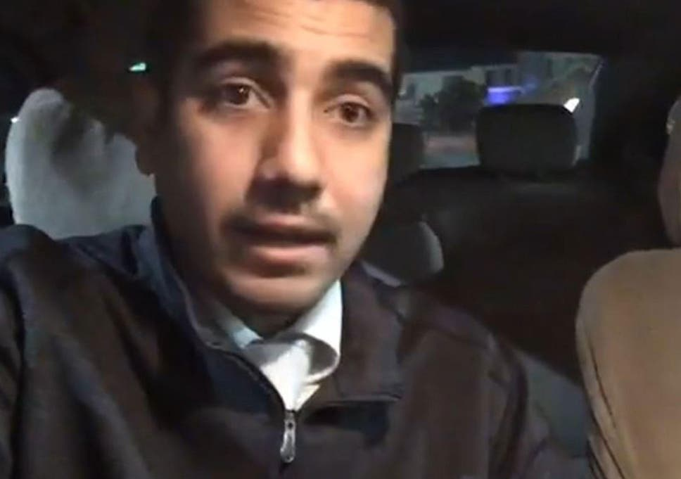 Uber driver saves 16-year-old girl from sex trafficking in