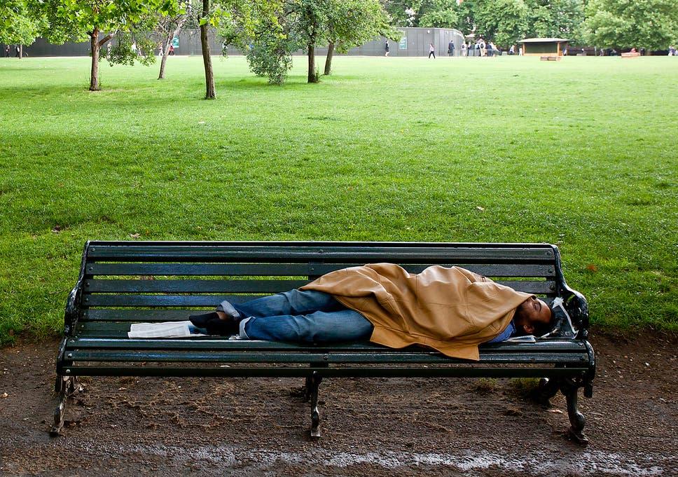 Homelessness among ethnic minorities soars under Conservative