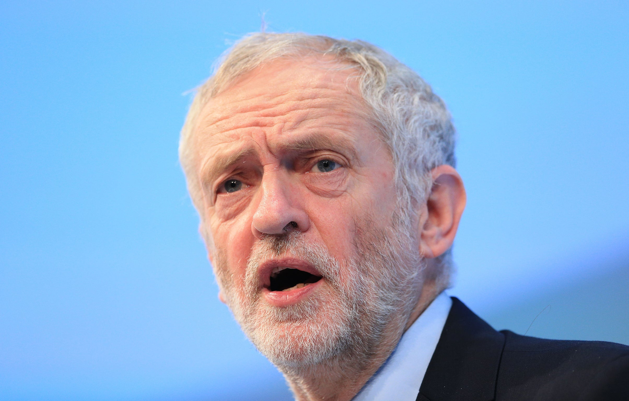 Jeremy Corbyn says Tories are 'making a mockery' of the honours system