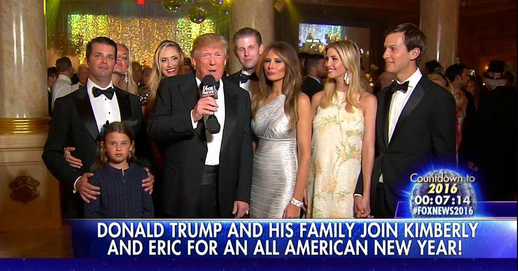 donald trump tweets bizarre new years eve message to all his enemies the independent