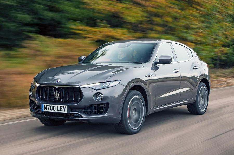 on road in maserati s first ever suv the independent. Black Bedroom Furniture Sets. Home Design Ideas
