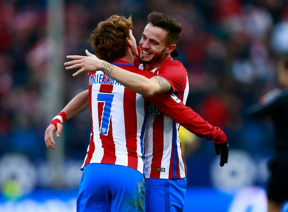 Griezmann and Saúl Niguez may need to be sold to fill a financial black hole at Atletico