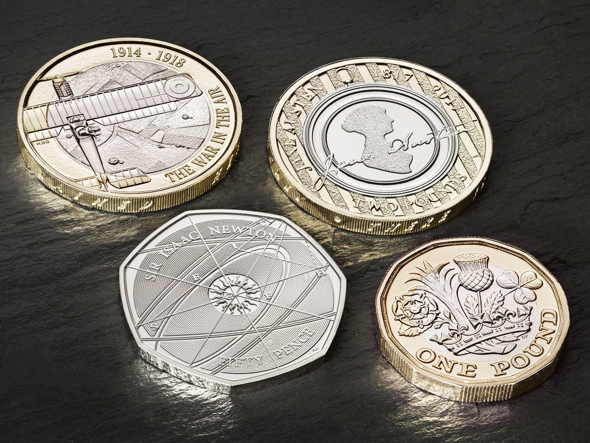 New 12 Sided 163 1 Coin Touted As Most Secure In The World