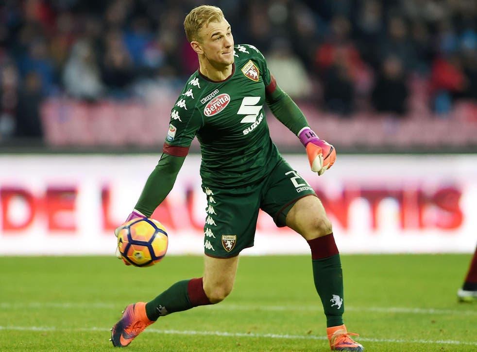 Hart is believed to be keen on a Premier League return