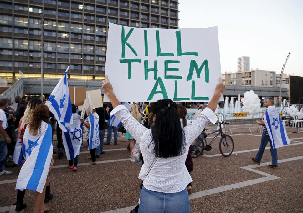 israeli officials back shoot to kill policy of palestinian suspects