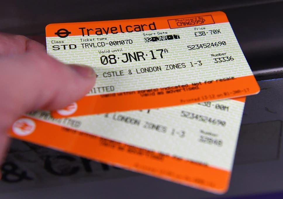 British rail passengers spend six times more on train fares than ...