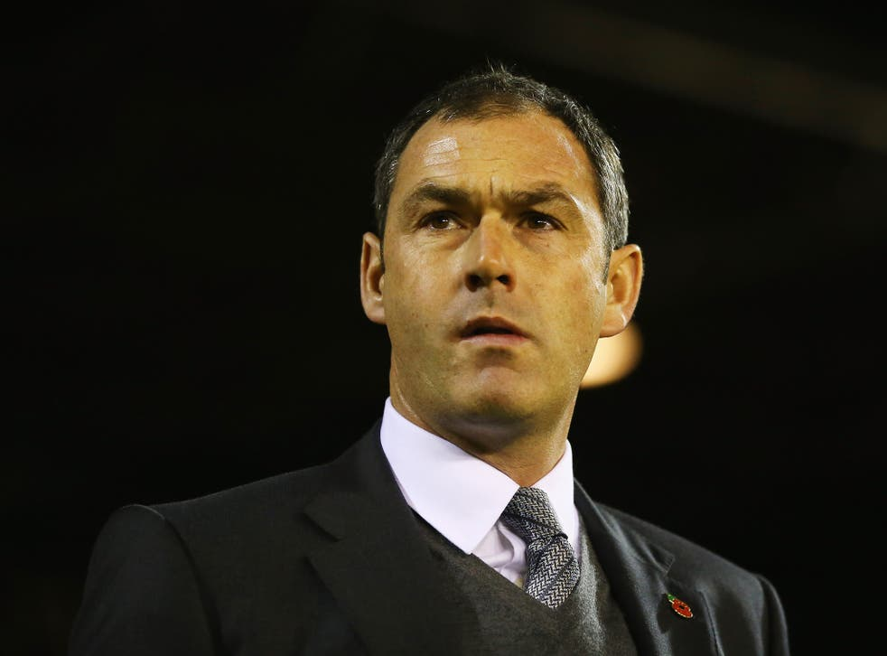 Clement was sacked by Derby after a seven-game winless streak