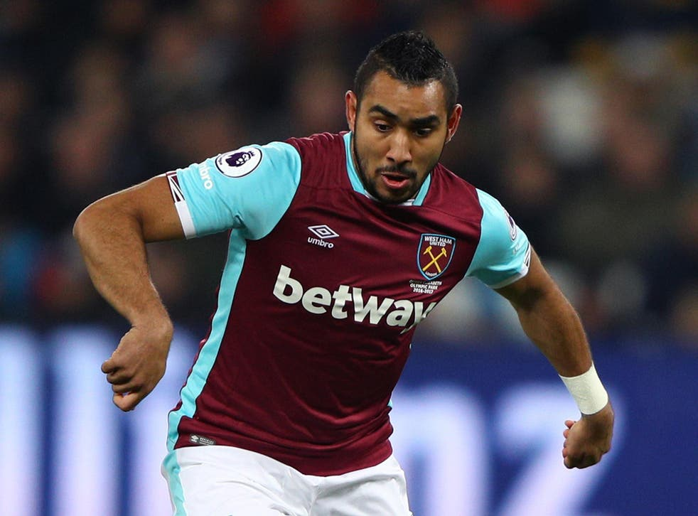 Payet wants to leave the London Stadium