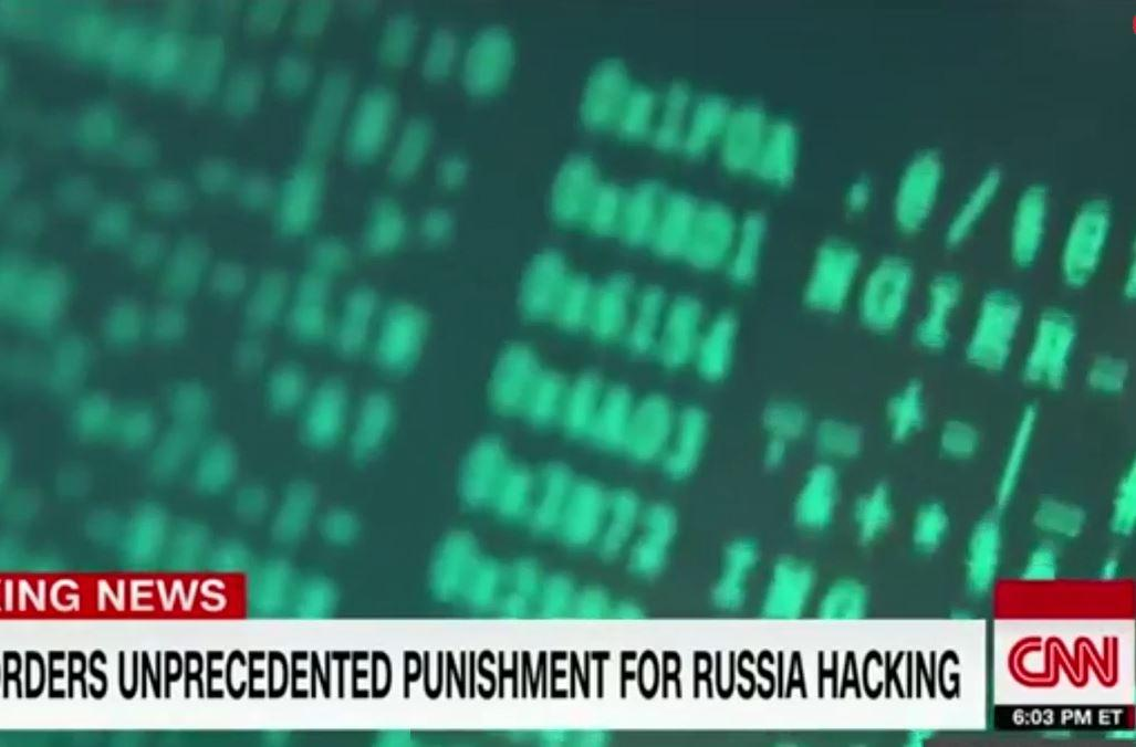 Cnn Explain Russian Election Hacking With Footage From