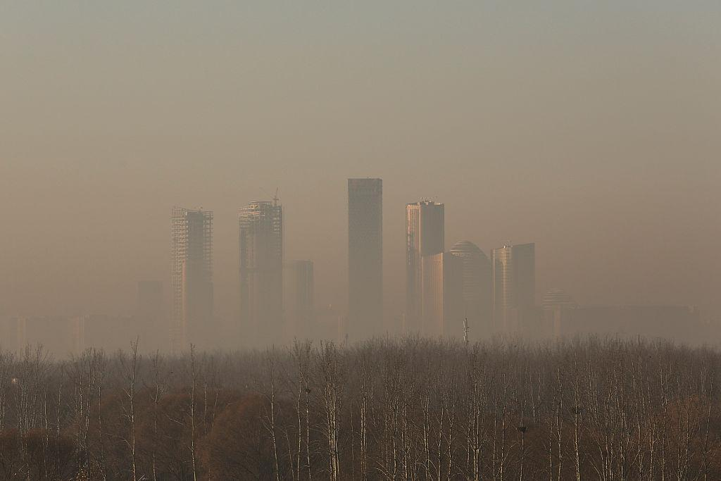 What price can you put on clean air? Beijing to spend £2bn fighting pollution in 2017