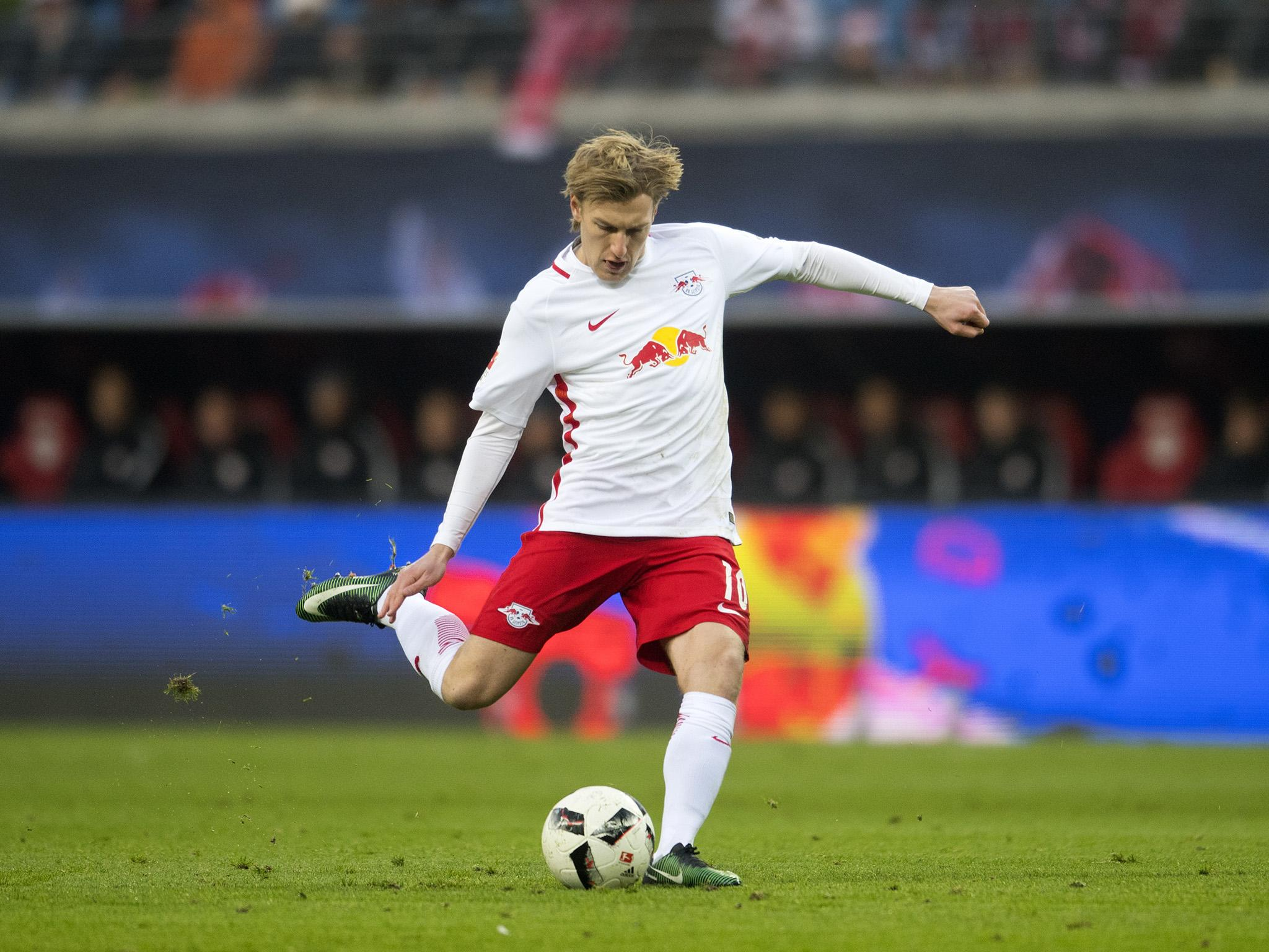 RB Leipzig 'destroying the dreams' of Arsenal target Emil Forsberg by refusing his exit, claims agent