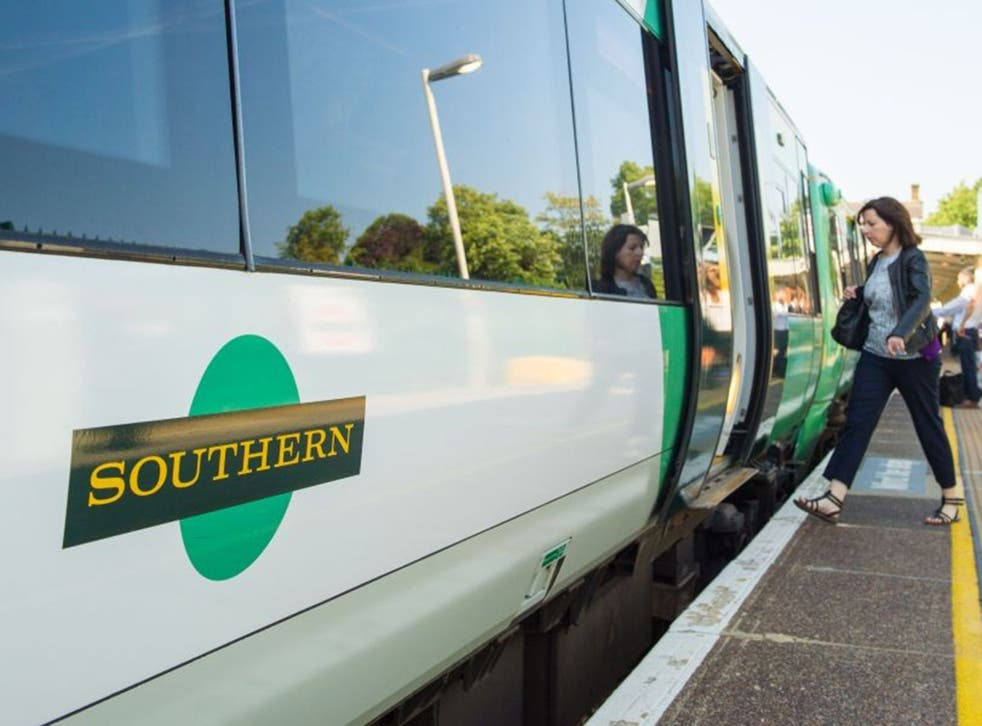 Someone on an average salary now spends fourteen per cent of their income on rail fares