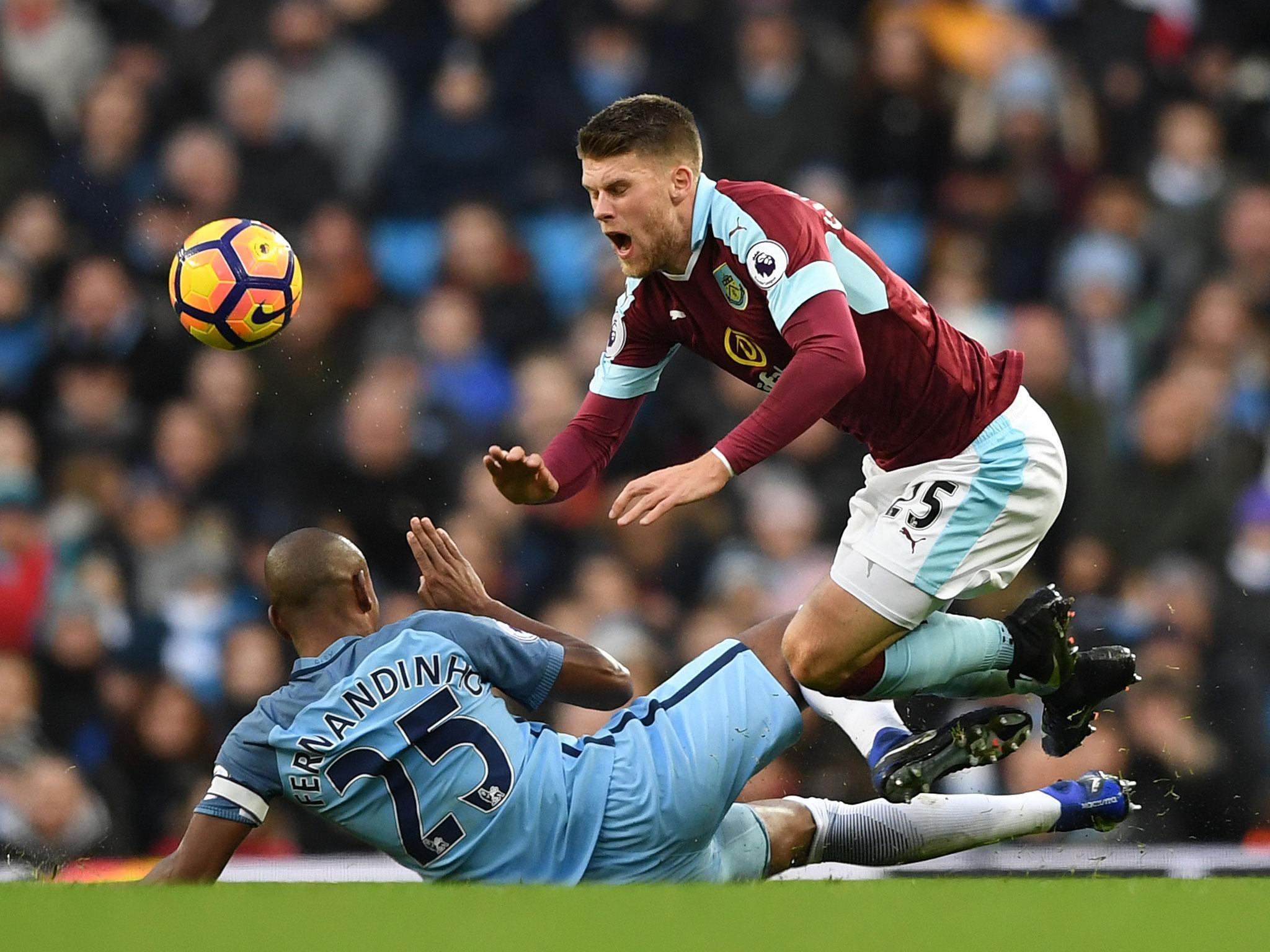 Manchester City lose appeal against Fernandinho s four game ban