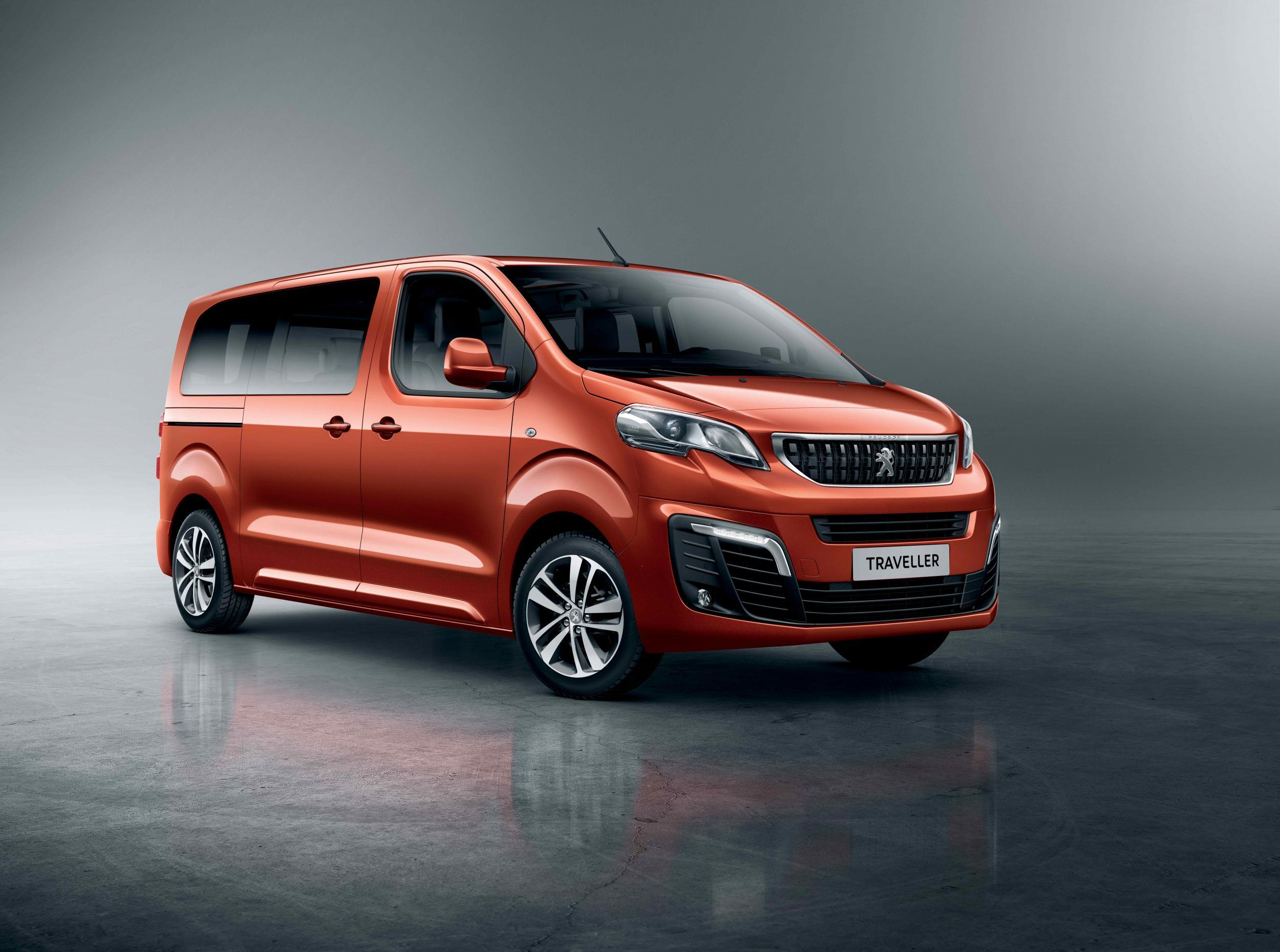 Car review peugeot traveller the independent peugeot fandeluxe Image collections