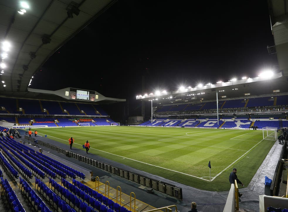 Spurs are restructuring their operations and also their ground, White Hart Lane