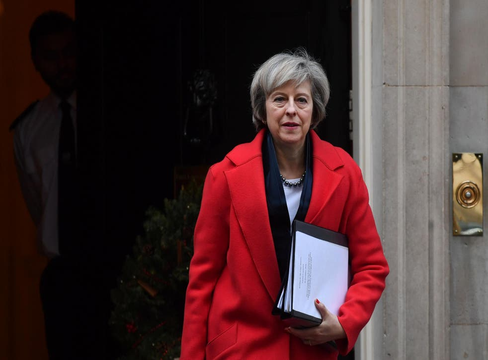 Theresa May will make her biggest speech yet on Brexit