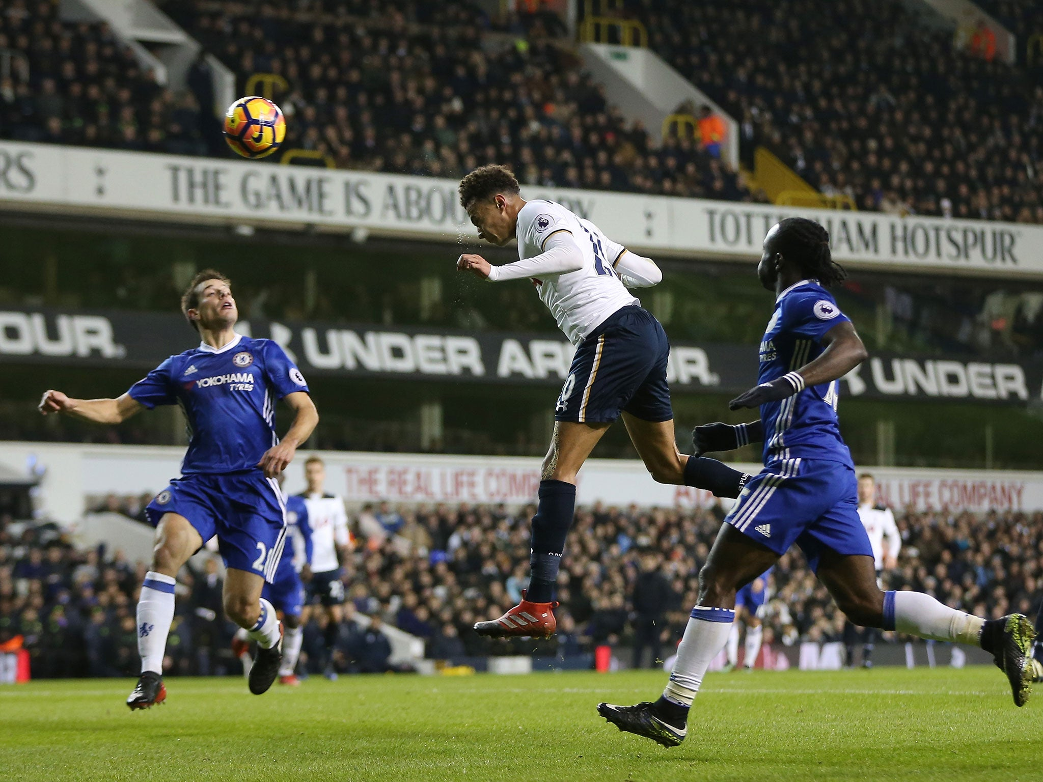 Tottenham Vs Chelsea: Tottenham Vs Chelsea Match Report: Dele Alli Shines In