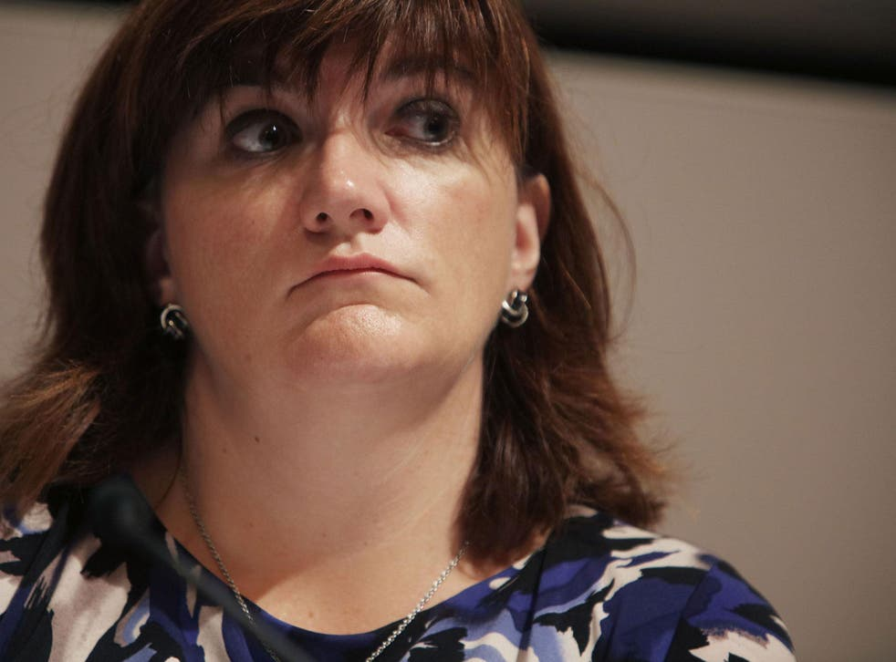 Nicky Morgan has warned people turning a blind eye to abuse are 'playing with fire'