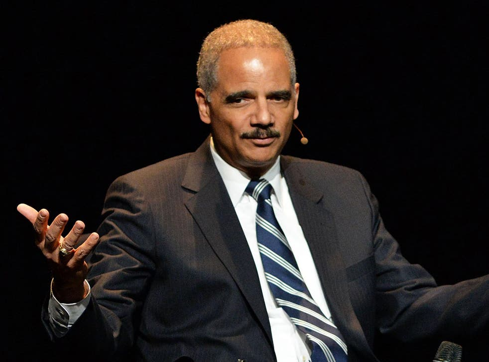 Last year, Airbnb hired Eric Holder to help craft a policy to combat discrimination occurring through the online lodging service's platform