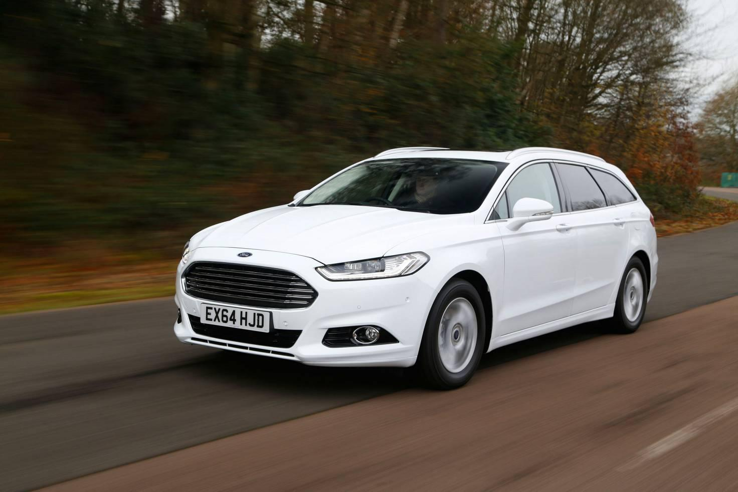 Review ford mondeo estate the independent