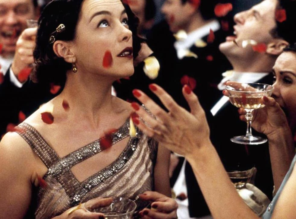 Olivia Williams in a scene from 'The Halycon'