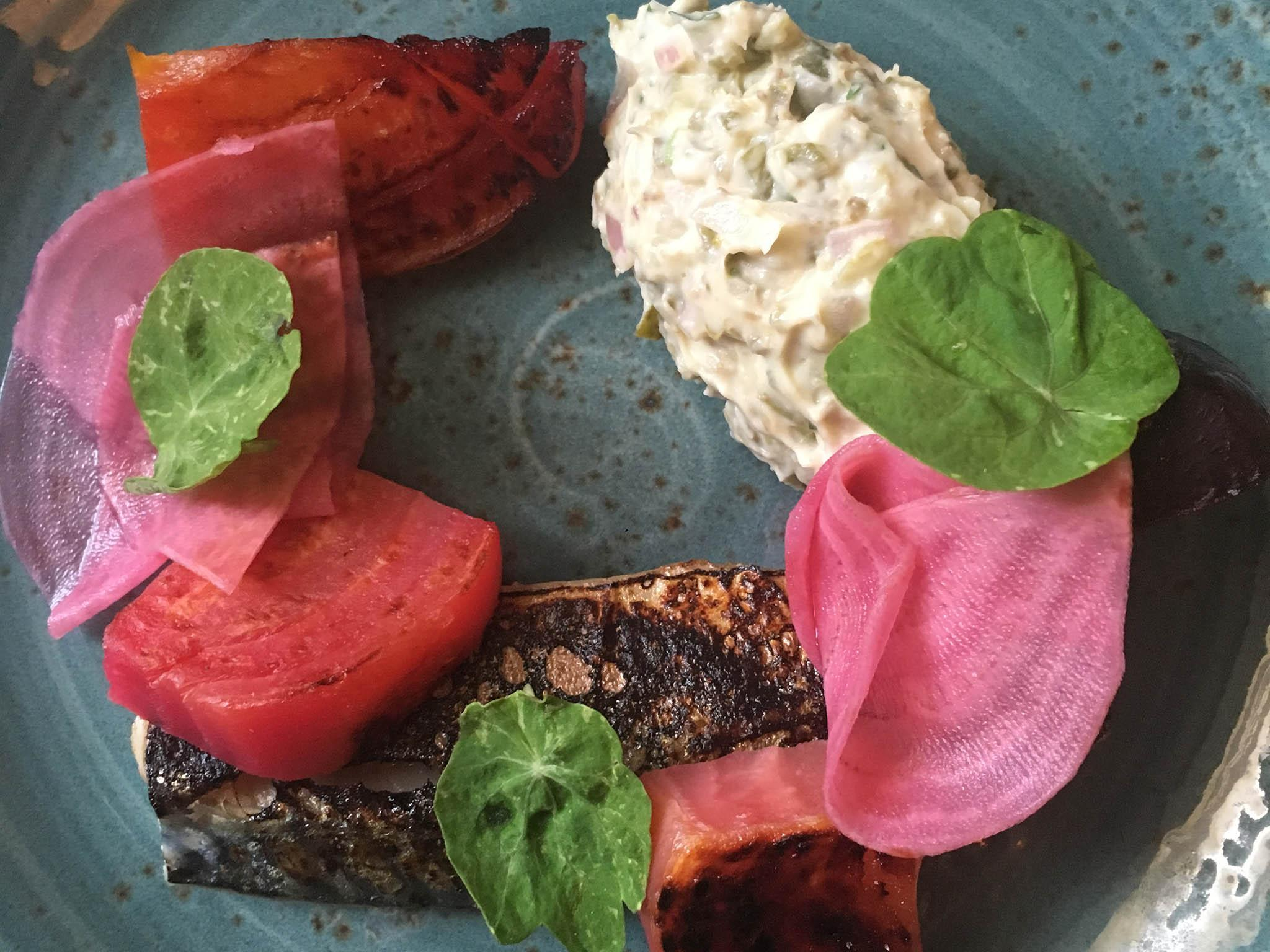 Brunch on Saturday: Tapas plates in Brighton and healthy fig
