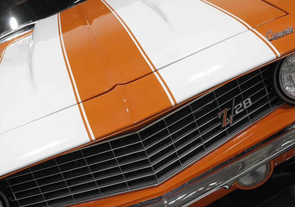 Muscle-car heaven: America's 50-year love affair with the