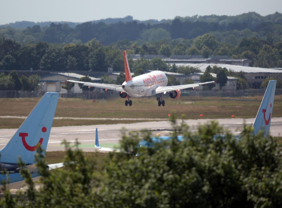 It won't be business as usual at Gatwick's North and South terminals from 24 January