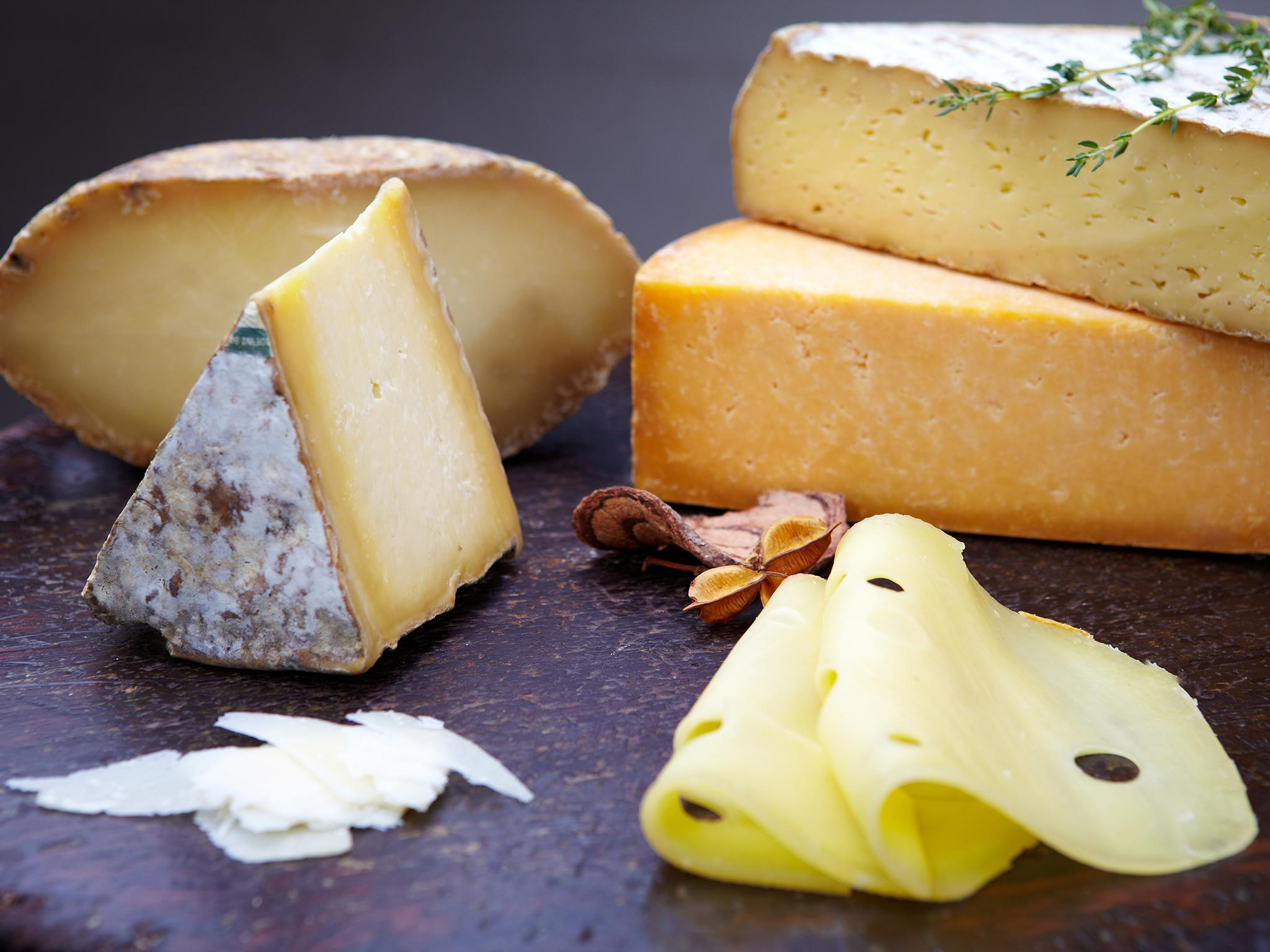 The making of a cheese from Wisconsin that has been named the best in the world