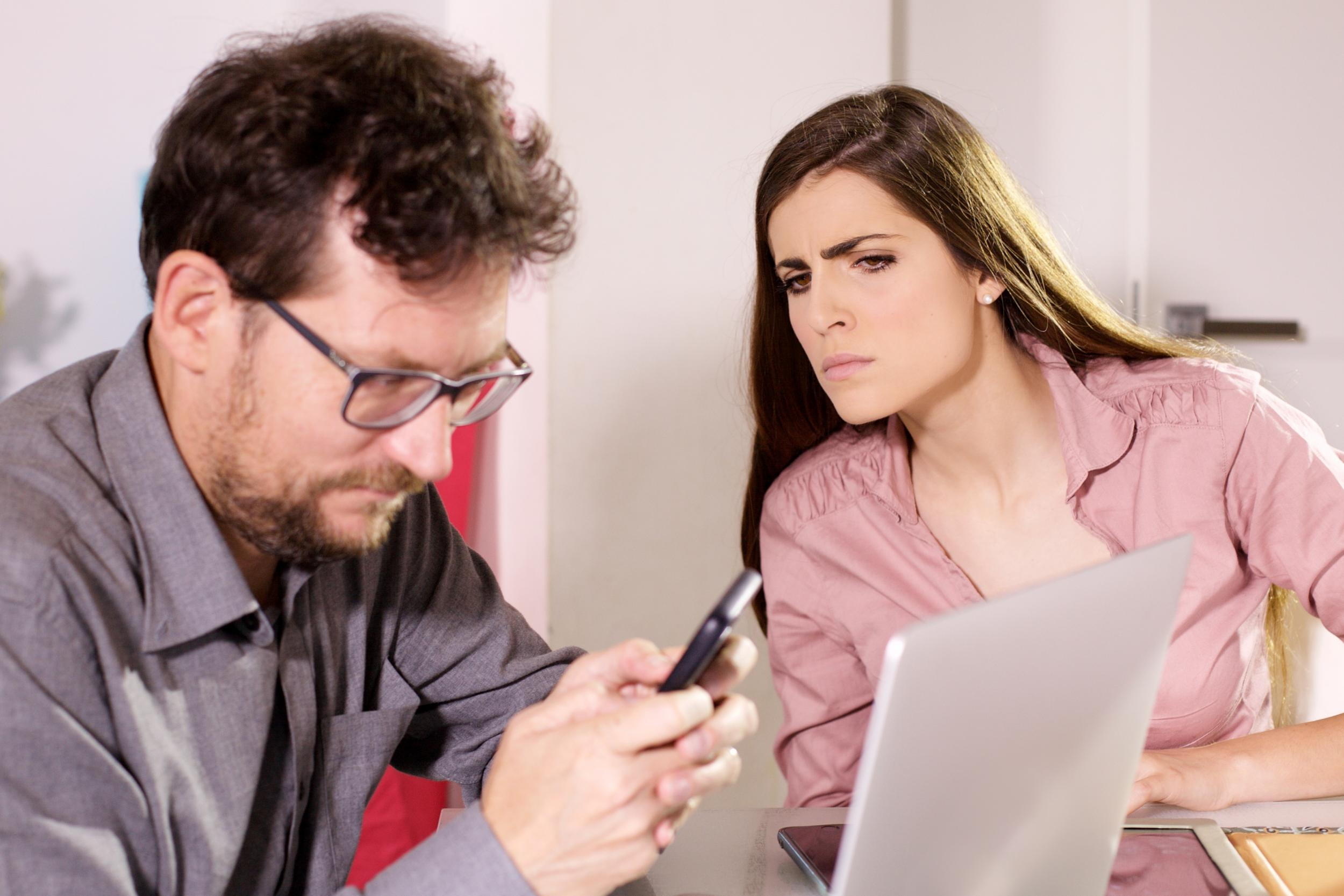 The types of people most likely to cheat in relationships