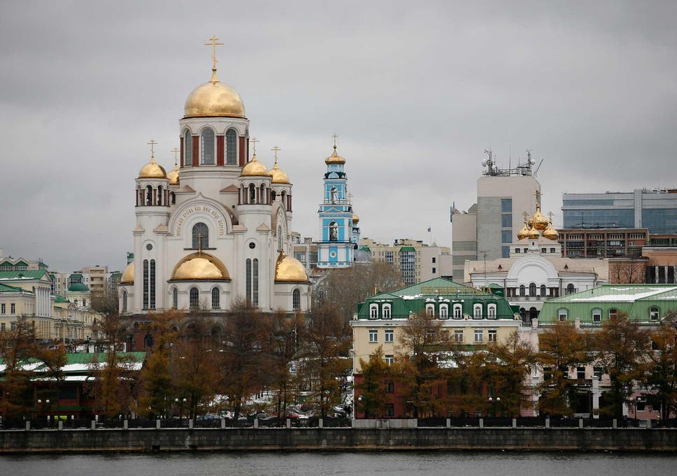 Yekaterinburg The Russian City That Says Don T Call Us Siberia