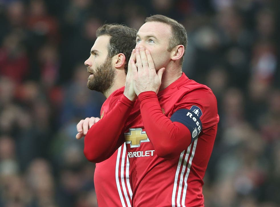 Rooney scored his 249th Manchester United goal in the win over Reading