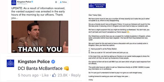 Dear police social media managers: Stop right now | indy100