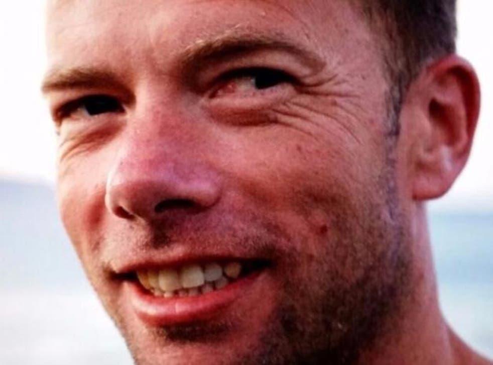 David Skeen, 51, went missing during a run