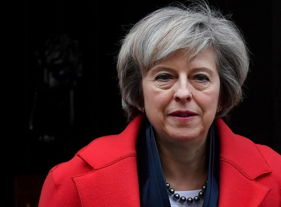 Theresa May has not made any real steps to assign funding to mental health services hit by previous cuts
