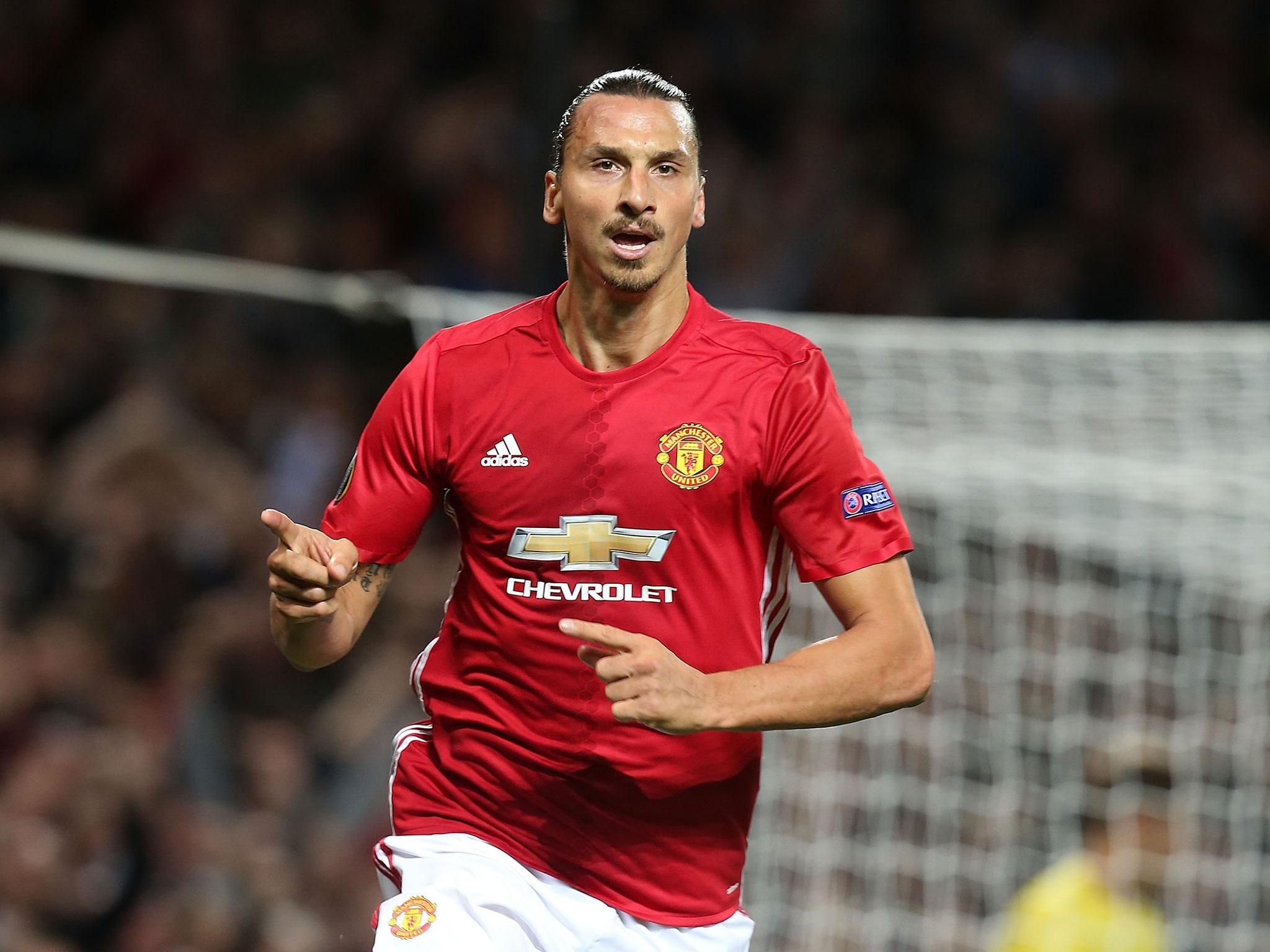 Zlatan Ibrahimovic admits Manchester United must be better after
