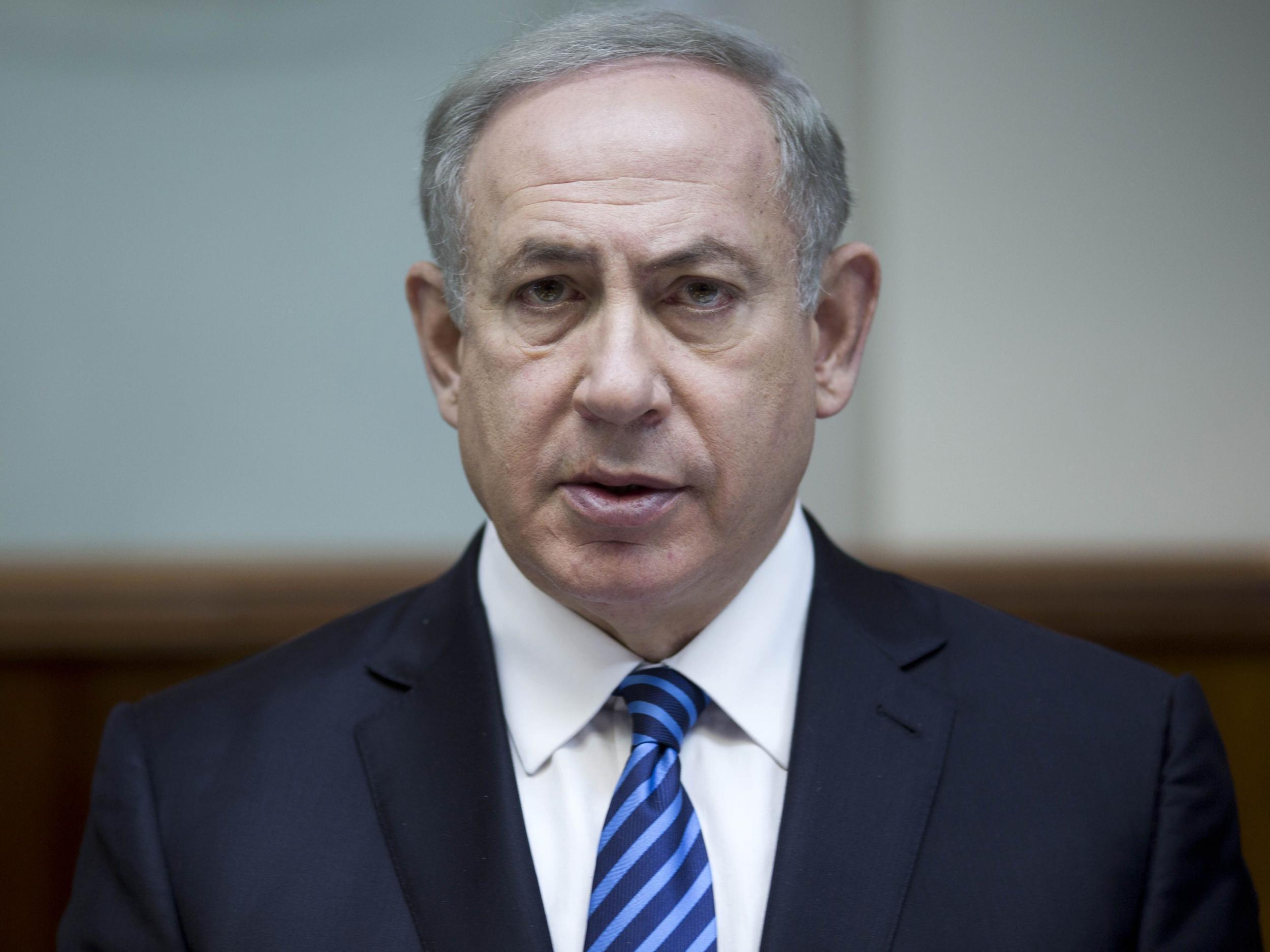 Resultado de imagen para Netanyahu