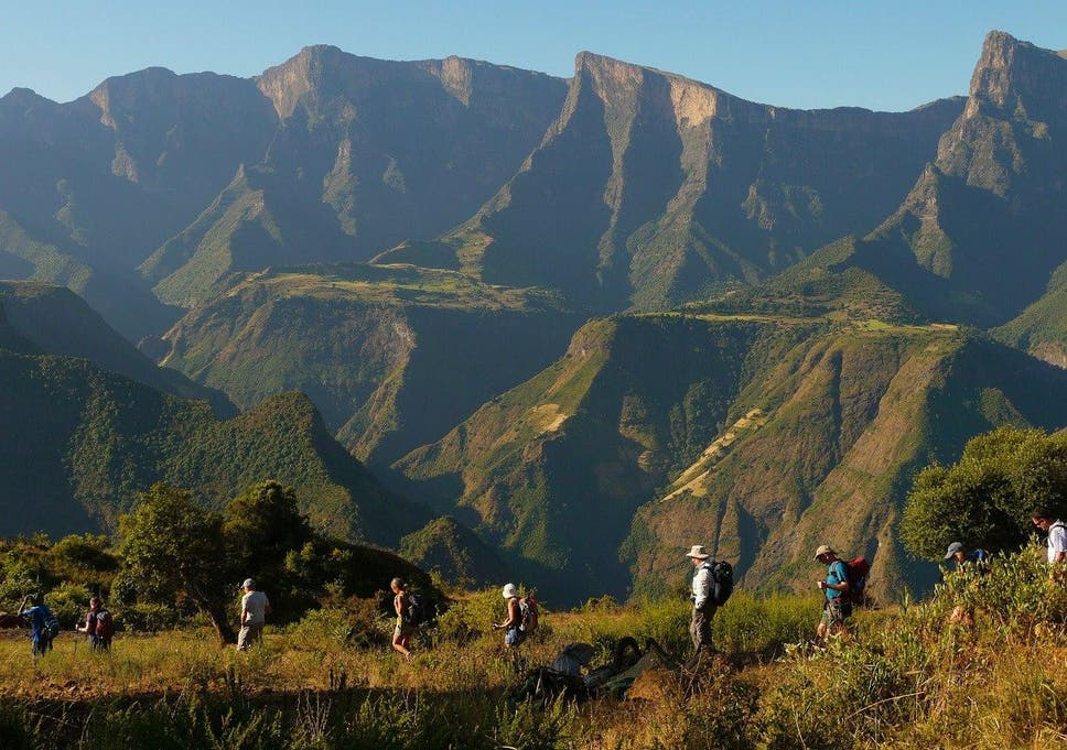 Image result for Simien National Park picture