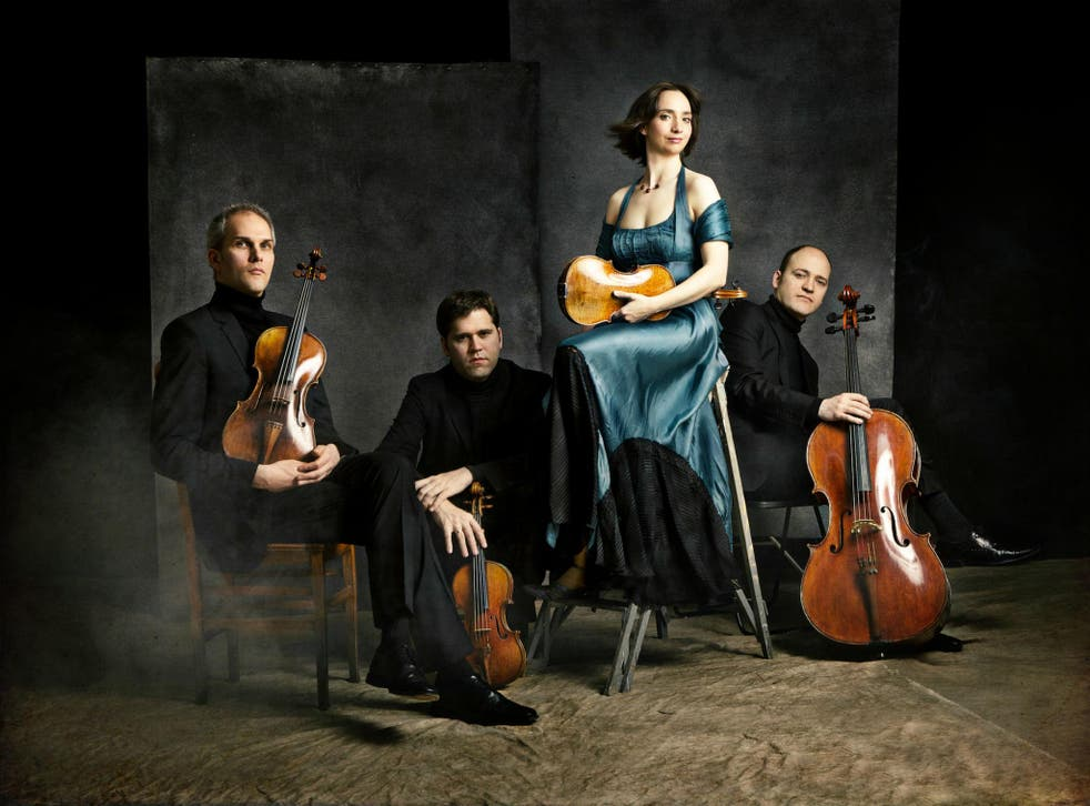 The Spanish string quartet perfected Mozart's tributes in the capital