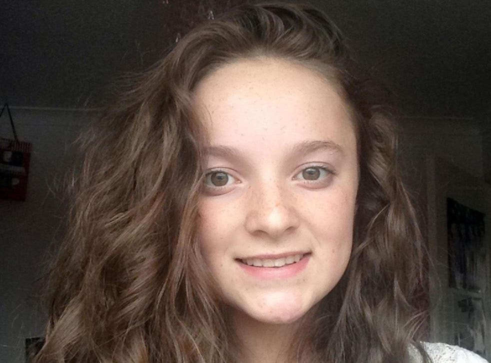 15-year-old Megan Lee died on New Year's Day. She is understood to have suffered an allergic reaction to a takeaway