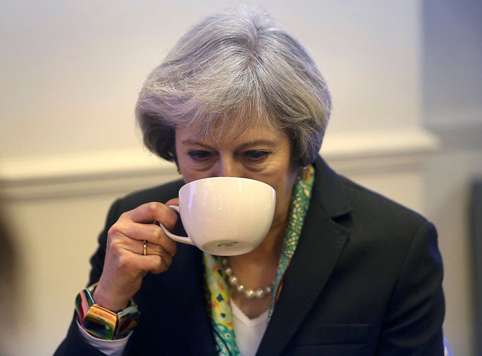 Theresa May is due to give a speech on Brexit this week