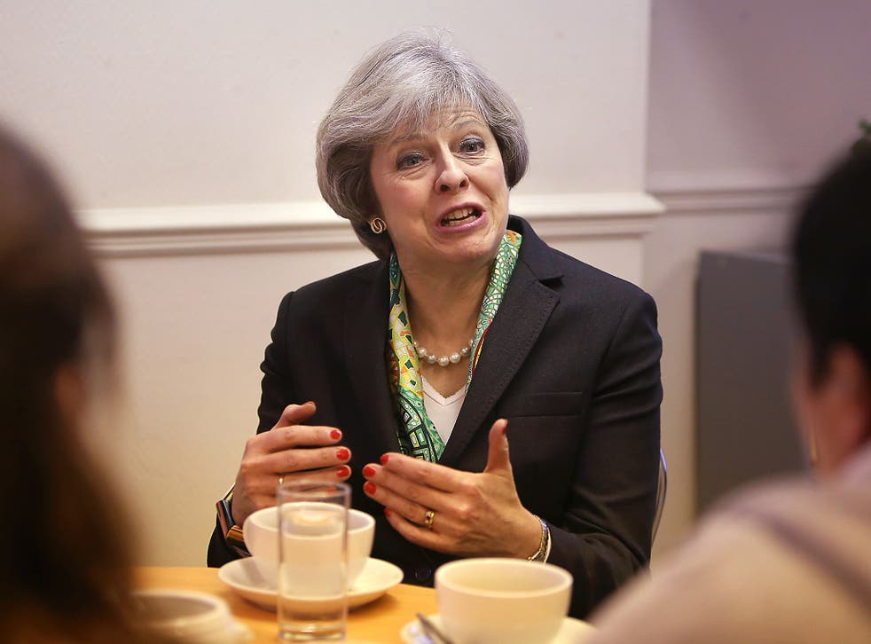 Theresa May has spoken out about mental health, but her government is hitting those most affected by it