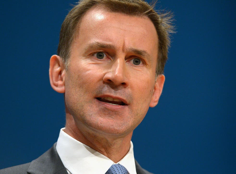 The Health Secretary urged patients to visit their GP instead of visiting emergency rooms for minor illnesses