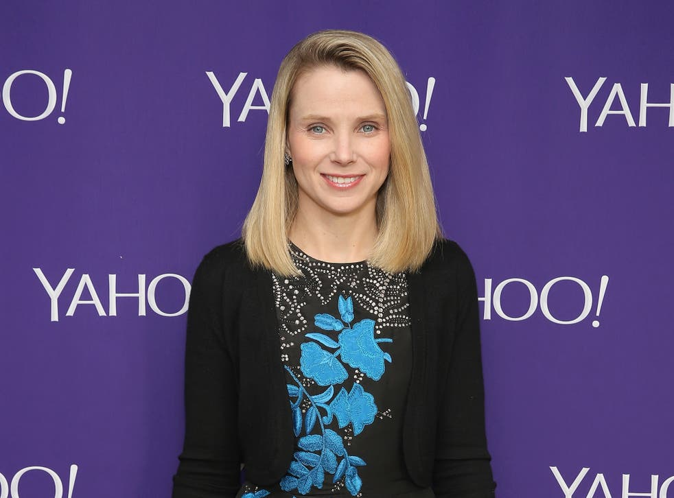 Marissa Mayer will stand down if the deal with Verizon goes through